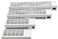Воздушные тепловые завесы ЗВТ-серии