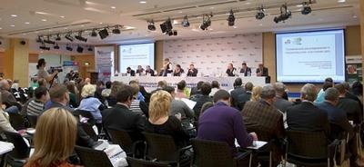 2013 год, V конгресс «Энергоэффективность. XXI век»
