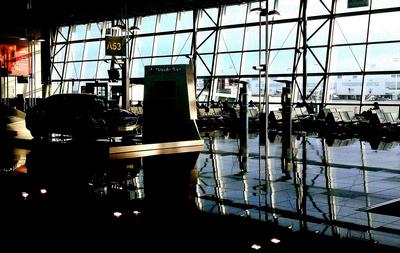 Остекление пассажирского терминала аэропорта Luchthaven Brussel-Nationaal, г. Брюссель Бельгия
