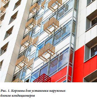 Системы вентиляции и кондиционирования для квартир с современной планировкой