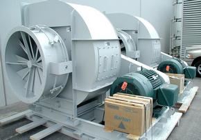 О монтаже, пусконаладке и техническом обслуживании промышленных вентиляторов