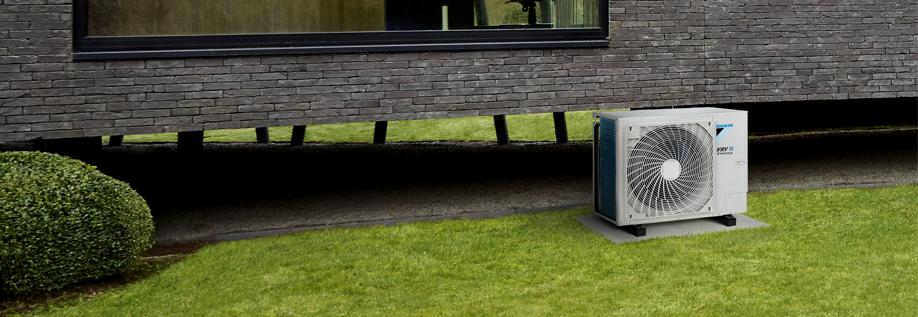 Мультизональная система VRV5 от Daikin на R32 - Мир Климата и Холода