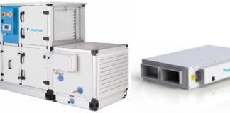Вентиляционные установки Daikin Modular L и Professional