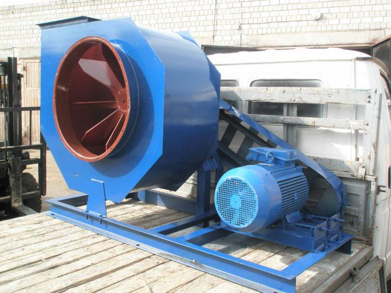 Об импортозамещении и производстве вентиляторов в России