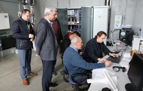 Лаборатория ТПХ Русклимат